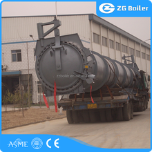 2016 New Autoclave for AAC brick/block making plant Fly ash Sand-lime brick machine