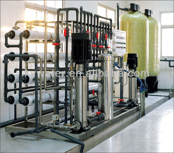 reverse osmosis 12TPH boiler water treatment