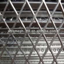 Standard Expanded Metal Mesh Factory Export Has ISO9001/BV Certificate / The Best Manfacturer Expanded Metal Mesh For Building
