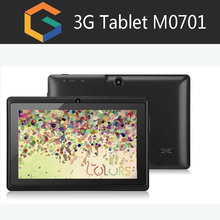 Hottest 7inch 3G Android Tablet MTK8321 quad core Oem Tablet Manufacturers cheap tablet pc Wholesale