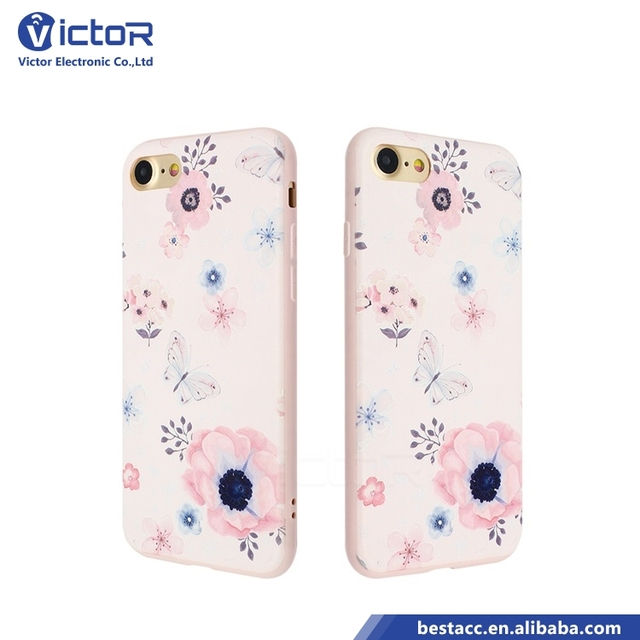 Best selling product special phone case custom TPU 3D relief case for iphone7