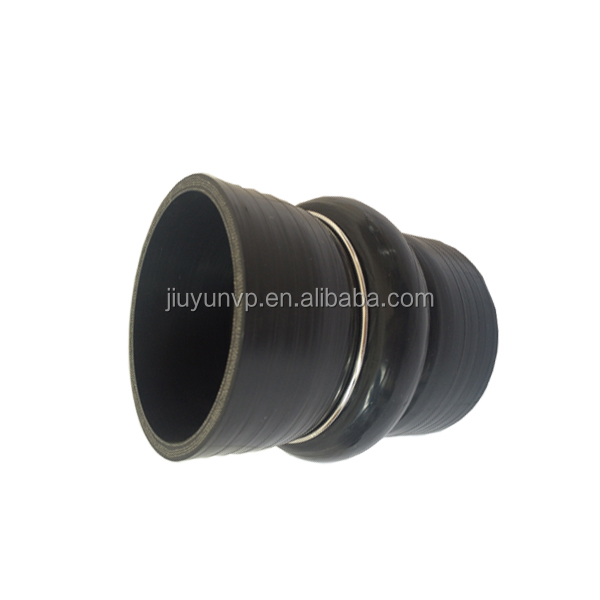 Flexible Air Intake Silicone Hose, Turbo Air Intake Silicone Rubber Hose