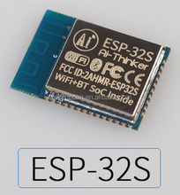 ESP32 module WiFi + Bluetooth dual-mode dual-core CPU,ESP-WROOM-32 Module ESP-32S