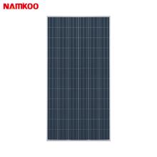2018 china new design 310w flexible generator power poly panel solar