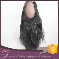"8"" To 20"" Factory Price Body Wave 360 Frontal Wig Virgin Brazilian Human Hair Lace Frontal"