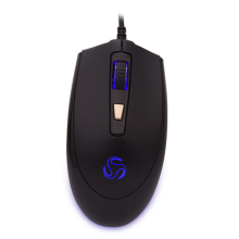 Newest optical mouse rgb 6d wired mouse gaming G600