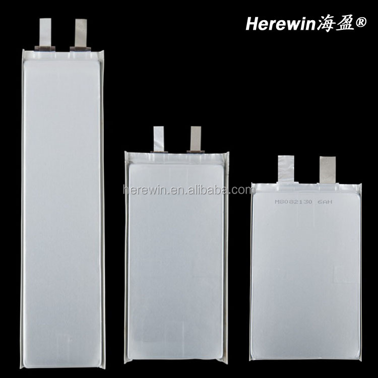 Wholesale customized 1-30Ah 3.7V polymer Lithium Ion battery cells for UAV/Drone/RC model/Jump starter/Motorcycle/Ups