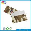 High Quality Paper Camo Custom Printed