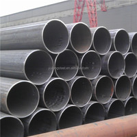 MATERIAL Q235 erw high-frequence welded steel pipe