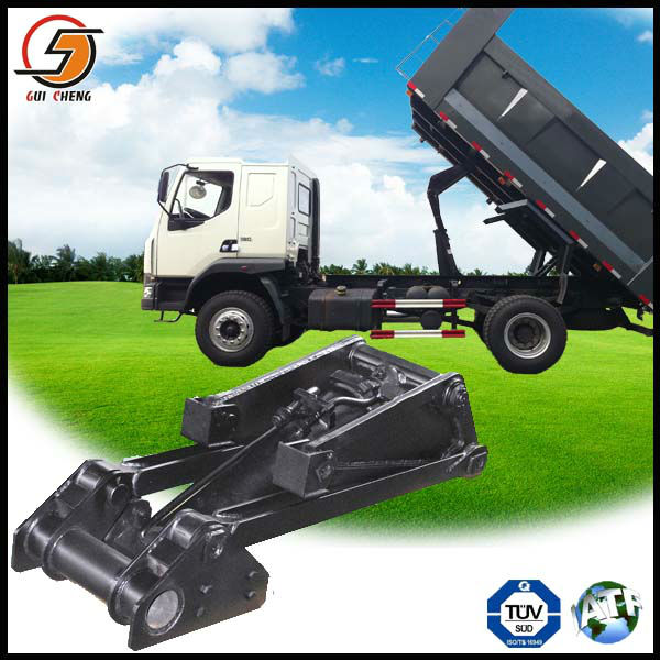Hydraulic Cylinder Lifting System For Tipper Dump Truck Hydraulic Jack