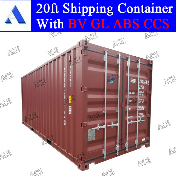 20ft shipping container SOC container for sale