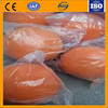 DN150 concrete pump sponge ball used for wear resistant pipe