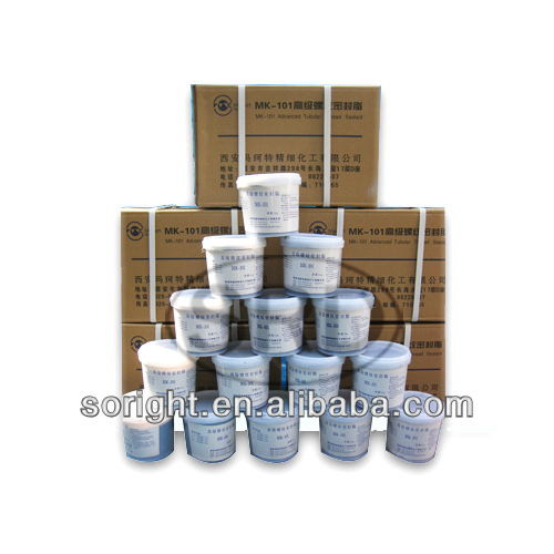 Tubing and casing thread sealing and lubrication Grease