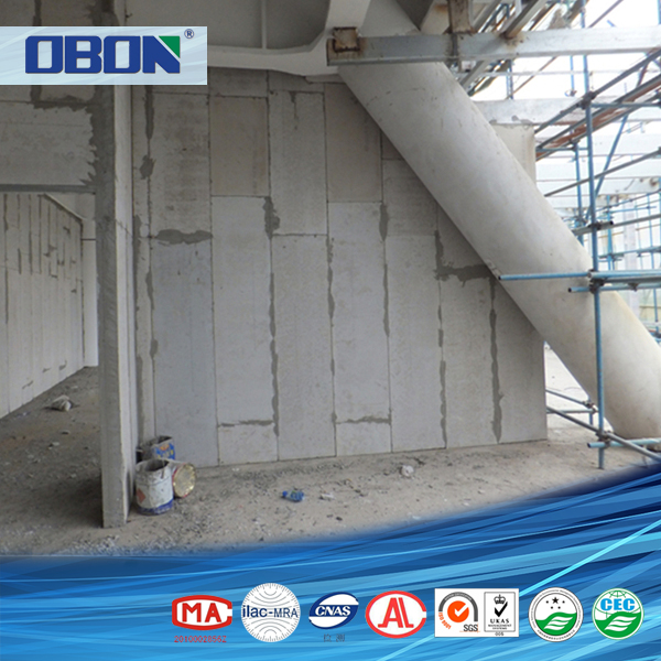 OBON removable wall panels water resistant wall panels reinforced fiber cement board wall panel price