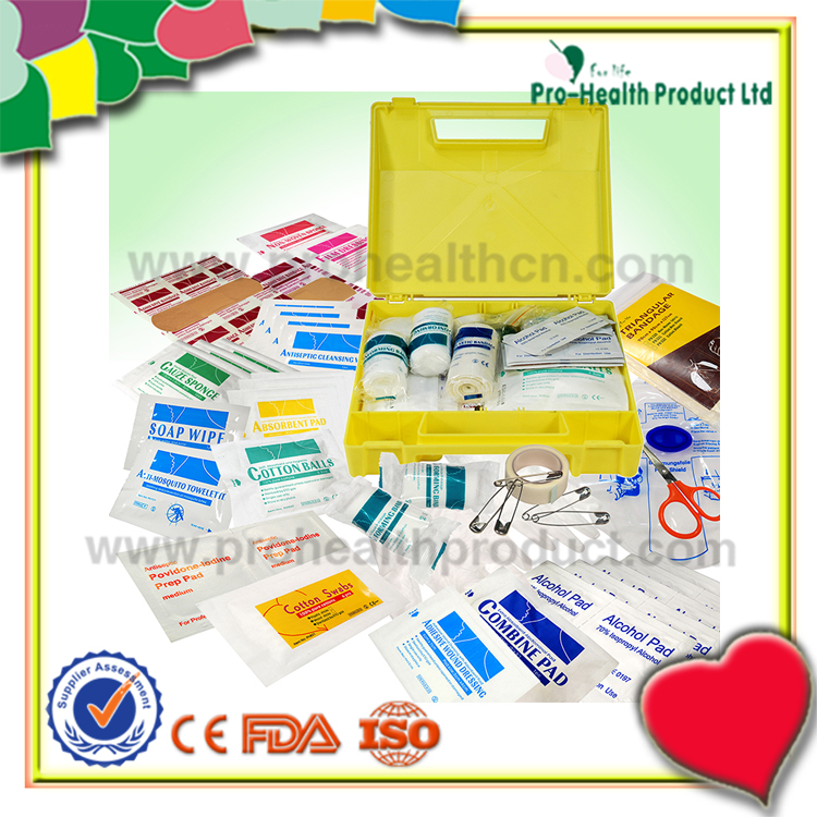 Wholesale High Quality Medical Plastic First Aid Kit Box