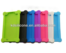 7' silicone tablet pc case,shake proof silicone pc cover for lenovo lepad/A3000