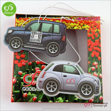 Car shaped refresh car air fragrance for promotion gift