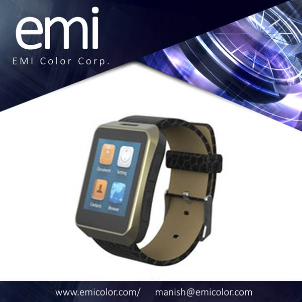 Bluetooth smart watch oem with heart rate for android and ios phone