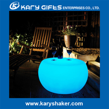 Rechargeable Remote LED Illuminated coffee Table fancy living room furniture