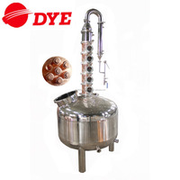 400L Stainless Steel Alcohol Distillation Equipment