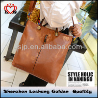 2014 new arrival fashionable shenzhen tote bags 0.6kg