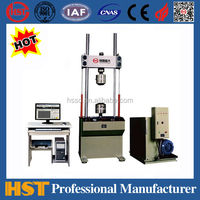 HST-200 200KN servo hydraulic fatigue testing machine/servo fatigue testing machine/dynamic and static fatigue testing machine