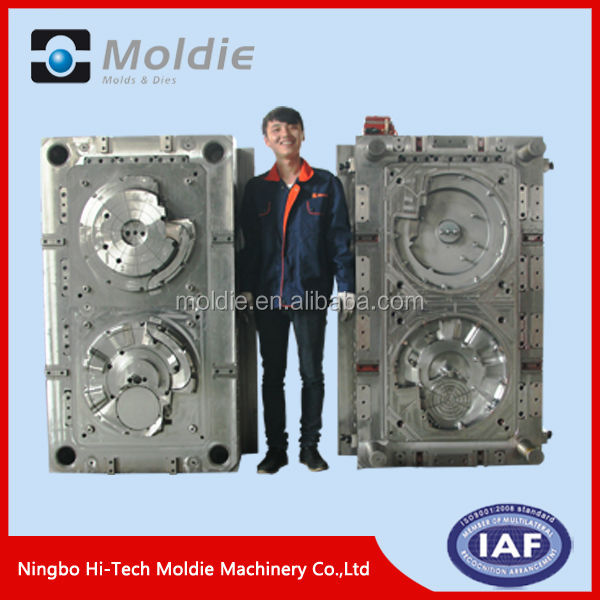 Ningbo Plastic Mold Factory Provide Plastic Injection Molding Mold Manufacture Service