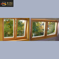 High Quality Double Glass China Low-e Aluminum Tilt And Turn Window Two Way Open Window