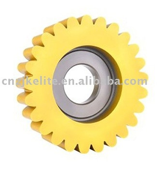 Timing belt gear shaper cutter