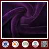 China TC fall proof velvet fabric polyester cotton velvet fabric wholesale