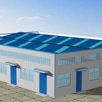 Prefabricated Steel Structure Warehouse Steel Structure