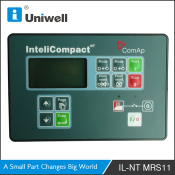automatic generator controller control panel IL-NT MRS11