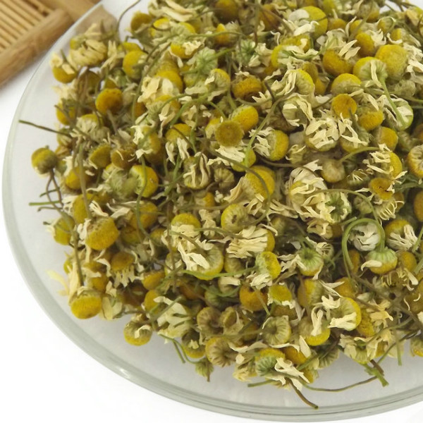 Greek Chamomile/Camomile Dried Flowers Herbal Tea Loose Tea