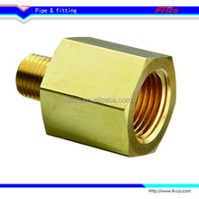 Low Lead Brass Compression Fitting