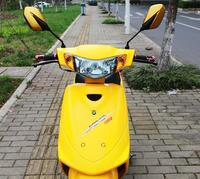 Scooter moped fuel car 125cc fuel efficiency motorcycle