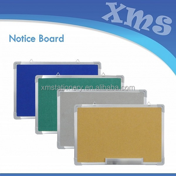 Cloth Memoboards, Bulletin Board Design to Display Messages