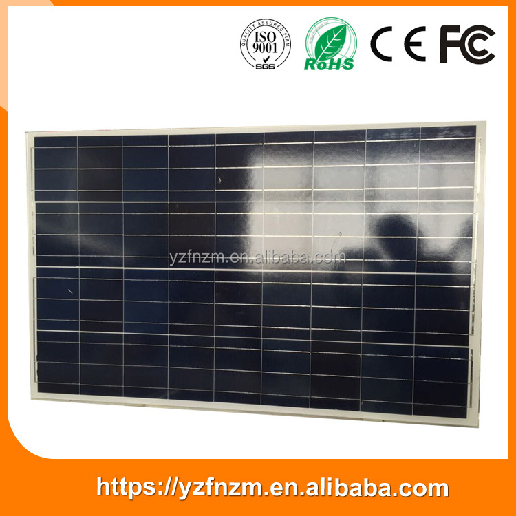 Customized Cheapest price 150W Energy save off grid power system solar panels for home system