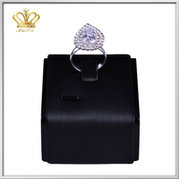 latest designs fashion smart wedding ring silver plated metal welding rhinestone diamond o finger ring fashion jewelry