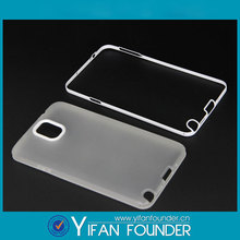 New plstic bumper for samsung note 3 Bumper case, for samsung note 3 Frame Material