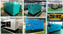 kipor 50kw diesel turbo. generator set with factory price