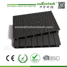 Custom WPC Wood Plastic Composite floor Profile Extrusion