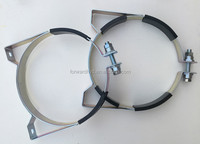 high quality clamp bracket for motorcycle tank