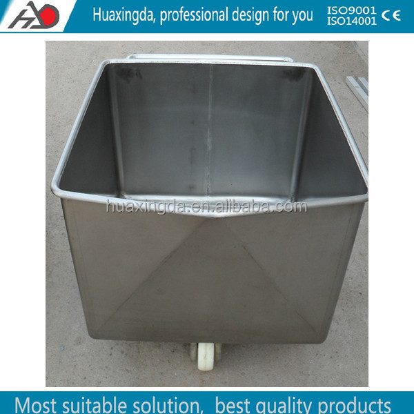 200L Stainless Steel meat cart/food carts