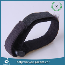 Multifunctional black adjustable elastic strap for hands