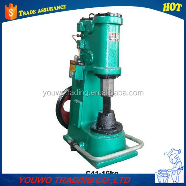 2015 C41-16KG Liushi Products air power forging hammer for sale