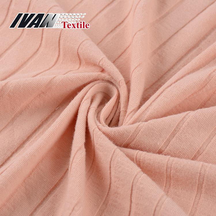 cvc knit fabric
