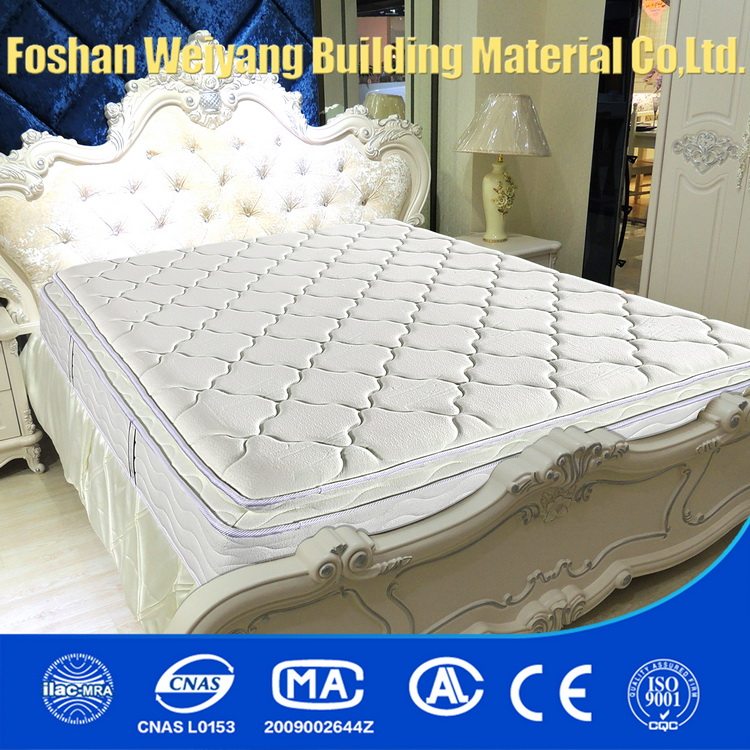 WY02-SS Chinese supplier sweet dream 12 inch soft side singe size spring hypnos mattress