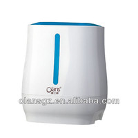 Desktop design faucet water purifier with uf filter,5 micron water filter