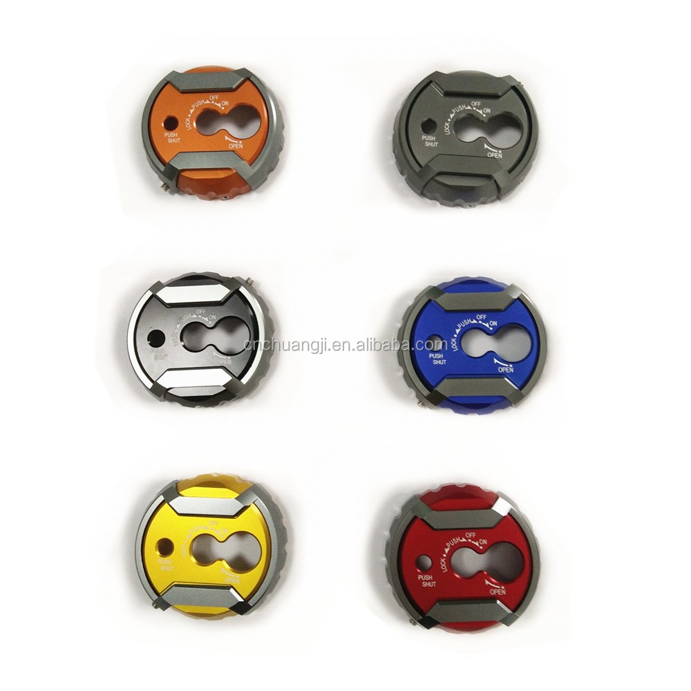 Motorcycle spare parts scooter parts front key cover switch lock cover