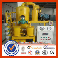ZYD-300 Double-stage Continuous On-Site Transformer Oil Treatment/Transformer oil purifier/Filtration